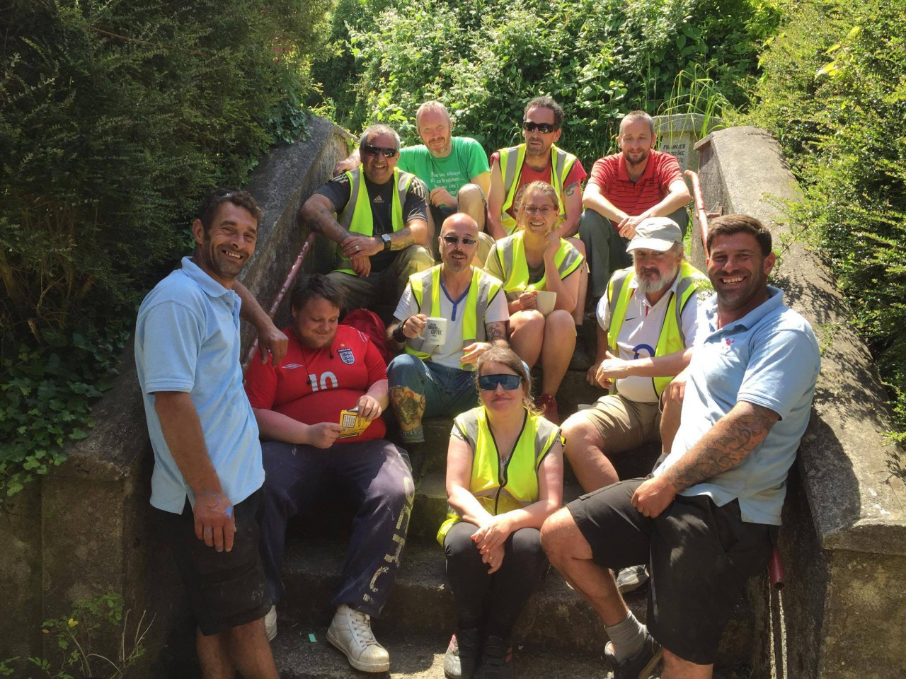 Latest Rebuild And Reach Course Hailed A Success In Penryn